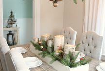 Christmas / DIY, christmas inspiration, beautiful houses, exclusive looks