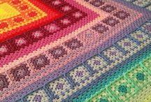 battaniye kare motif