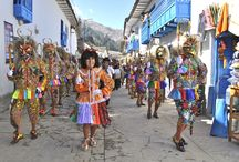 Peru / Explore Peru's landscape and Peruvian tradtions