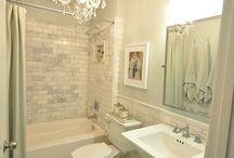 Guest bath / by Morgan Langham