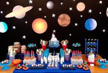 outer space cakes