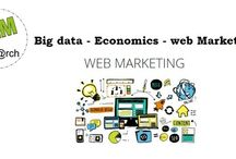 Web Marketing / Images and infographics related to web marketing: SEO, SEM, Social, Content, Mobile.