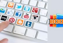 Top most Social Media and Social Networking Sites to boost your business