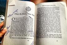 Reading List / by Anna Wilson