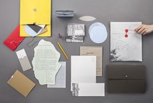 stationery / prints / presentation