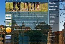 Marche Nordique / Bienvenue sur notre site, bienvenue dans l'univers du sport plein air, de la randonnée, de la Marche Nordique… Notre club vous accueille chaque semaine, encadré par un entraîneur sportif diplômé d'état… http://www.marche-nordique-yvelines.com/la-marche-nordique.html
