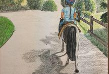 Minnie Bulle / Mes illustrations, mes dessins