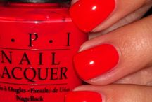 OPI Cajun Shrimp - perfect pedicure color