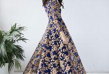 bridal clothing.