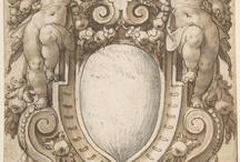 Cartouche, Ornament