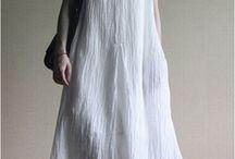 Vestidos linho