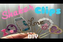 videos tuto shaker paper clips