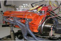 Mengenal Engine dynamometer / Engine Dynamometer Adalah alat yang digunakan untuk mengukur Torsi dan Horsepowerpada flywheel. Pada Engine Dynamometer, poros untuk masukkan (input) ke mesin Dyno (Dynamometer) ini mengambil titik pada roda flywheel yang terambung ke kruk-as (crankshaft). Pada hasil pengukuran Torsi dan Horsepower pada mesin (flywheel), sangat berguna untuk menentukan kondisi dan performa mesin.  Informasi lebih lanjut kunjungi : http://testingindonesia.com/article/detail/117/mengenal-engine-dynamometer