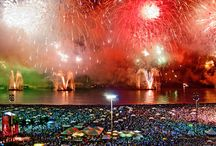 New Years Travel / Best destinations and happenings for New Year's Eve