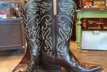 Vintage Cowboy Boots / ... the classics from Lucchese, Old Gringo, Rios of Mercedes and more