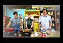 Ala Resep Juna (Arjuna) / Dalam setiap episodenya, Juna mengajak pemirsa untuk memasak berbagai masakan baru dari asli Indonesia maupun masakan dari luar negeri.