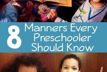 Manners for kids