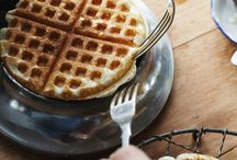 Waffles / All about waffles