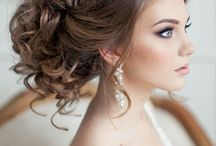 Quinceanera Hairstyles / Beauty