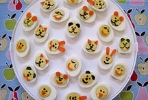 Cute Food / Cute food ideas to try for the kids