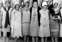 1920s styling