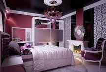 Kara's dream room.