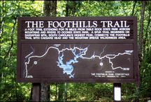 Foothills Trail Thru Hike