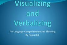 Visualizing / The ability to visualize while reading is a necessary skill for comprehension