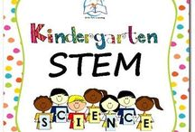 Kindergarten STEM / Kindergarten STEM. Kindergarten kids will love these brilliant and simple STEM activities!   Here are some FUN lessons and activities for doing STEM in kindergarten!  ENJOY!