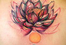 tattoos / by Miranda Laurent