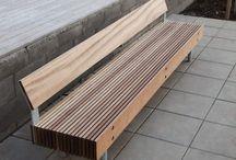 Public Outdoor Furniture