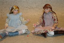 The China Doll Miniatures by Connie Sauve / by Renee Sauve