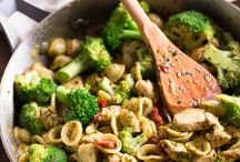 Dinners / Recipes for great weekend or weeknight dinners!