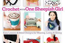 Knitting, Crocheting & Sewing