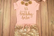Kiddies - Half Birthdays