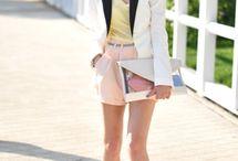 De Love for Fashion / by Hannah T Parker