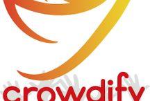 Crowidfy Art for Succes!
