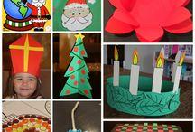 Christmas Around the World&Advent