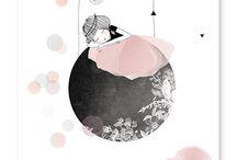 ○•Illustraties divers / mooi, mooier, mooist
