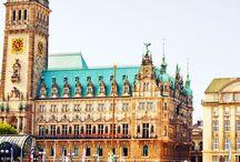 Alemão em Hamburgo / Estude alemão em uma cidade cosmopolita com um dos maiores portos do mundo.