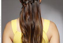 hairstyles / by Brandee Hammett