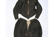 ubiór XVII wiek