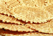 Biscottis and Pizzelles / by Lexy Lawrence