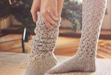CROCHET - Socks, booties...
