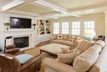 House - Family Room / by Lynn O'Donnell