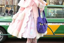 Elegant Gothic Lolita -ism / Clothes and trends in the popular Japanese fashion subculture, Elegant Gothic Lolita.