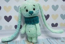 Crochet poupée