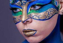Facial Artwork Inspiration