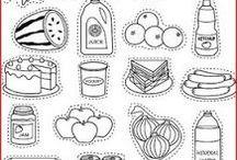 Alimentos u comidas