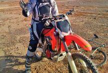 motos enduro Javier Nieves